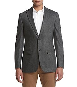 Lauren Ralph Lauren Men's Big & Tall Herringbone Sport Coat