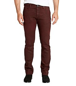 William Rast Men's Dean Slim Straight Jeans