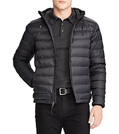 Polo Ralph Lauren Men's Big & Tall Packable Hooded Down Jacket