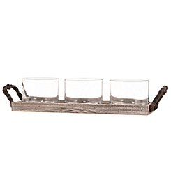 The Pomeroy Collection Campagne Tidbit Tray
