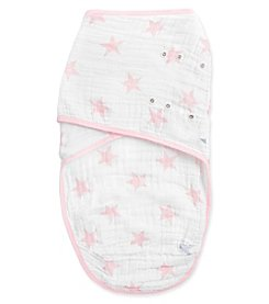 aden by aden + anais Baby Girls' Stars Easy Swaddle