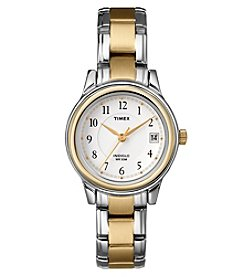 Timex Women's Two-Tone Elevated Classic Watch