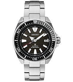 Seiko Men's Prospex Stainless Automatic Diver Watch