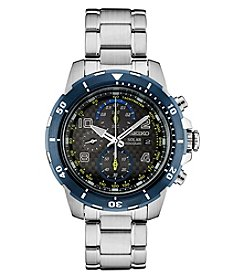 Seiko Men's Jimmie Johnson Special Addition Solar Chronograph