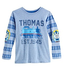 PJ Masks Boys' 2-4T Long Sleeve Thomas The Train Tee