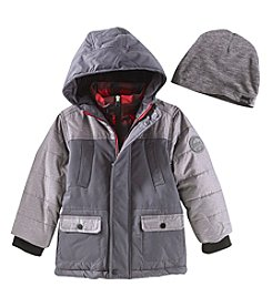 Hawke & Co. Boys' 2T-4T Parka Jacket