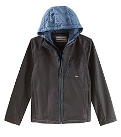 Hawke & Co. Boys' 4-20 Softshell Jacket