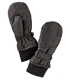 Statements Boys' Solid Core Mittens