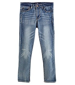 Lucky Brand Boys' 8-20 Skinny Denim Jeans