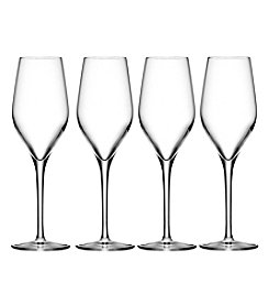 Oneida Grace Set of 4 Champagne Flutes