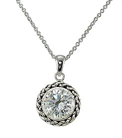 Designs by FMC Cubic Zirconia Pendant