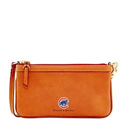 Dooney & Bourke MLB® Chicago Cubs Slim Wristlet