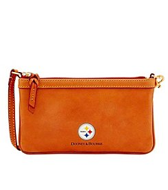 Dooney & Bourke NFL® Pittsburgh Steelers Slim Wristlet