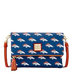 Dooney & Bourke NFL® Denver Broncos Foldover Crossbody