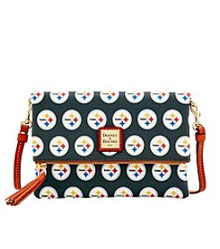 Dooney & Bourke® NFL® Pittsburgh Steelers Foldover Crossbody