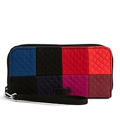Vera Bradley Iconic RFID Accordion Wristlet
