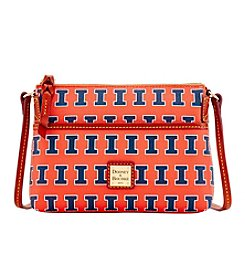 Dooney & Bourke® NCAA® Illinois Fighting Illini Ginger Crossbody