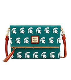 Dooney & Bourke® NCAA® Michigan State Spartans Foldover Crossbody