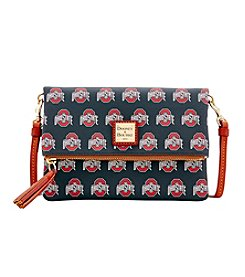 Dooney & Bourke® NCAA® Ohio State Buckeyes Foldover Crossbody