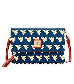 Dooney & Bourke® NCAA® West Virginia Mountaineers Foldover Crossbody