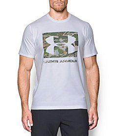 Under Armour Men's Camo Knockout Logo Tee