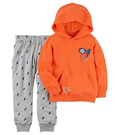 Carter's Boys' 2T-5T Hoodie And Sweatpants Set