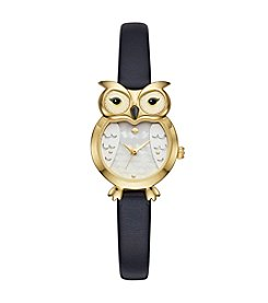 kate spade new york Owl Shaped Watch