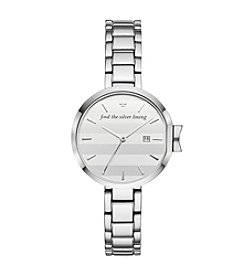 kate spade new york Mirrored Park Row Watch