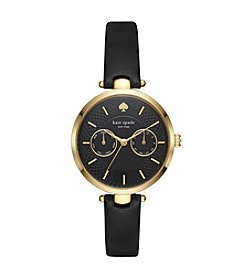 kate spade new york Women's Goldtone Holland Watch