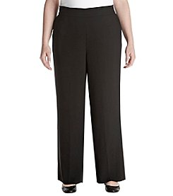 Nine West Plus Size Stretch Pants