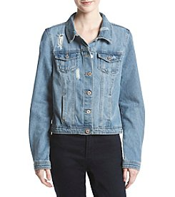 Boom Boom Reach For The Stars Denim Jacket