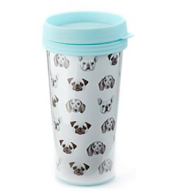 Tricoastal Travel Mug Set Sketch Dog