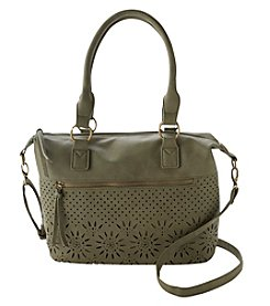 Ruff Hewn Perforated Satchel