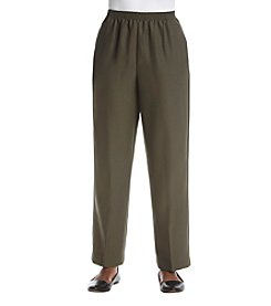 Alfred Dunner Petites' Classic Pants