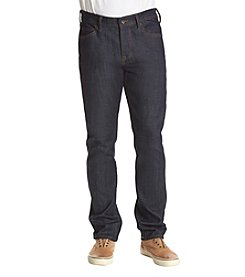 William Rast Men's Dean Slim Fit Straight Jean
