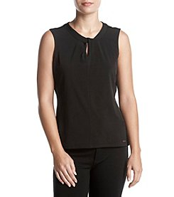 Calvin Klein Twist Neck Cami Top