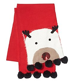 Collection 18 Dasher Reindeer Scarf