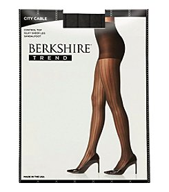 Berkshire Trend City Cable Tights