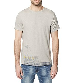 Buffalo David Bitton Taleg Crew Neck Tee