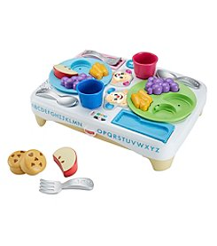 Fisher-Price Say Please Snack Time Set