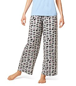 HUE Frenchiez Pajama Pants