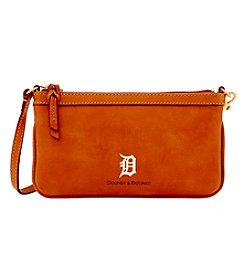Dooney & Bourke MLB® Detroit Tigers Large Slim Wristlet