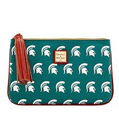Dooney & Bourke NCAA® Michigan State Spartans Carrington Pouch