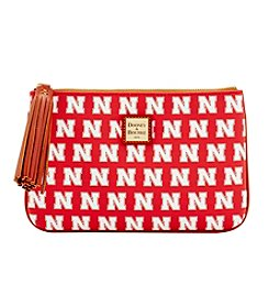 Dooney & Bourke NCAA® Nebraska Cornhuskers Carrington Pouch