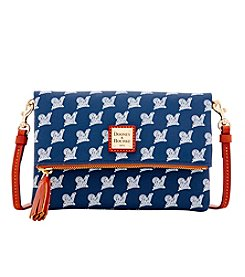 Dooney & Bourke MLB® Milwaukee Brewers Foldover Crossbody