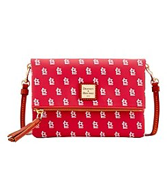 Dooney & Bourke MLB® St. Louis Cardinals Foldover Crossbody