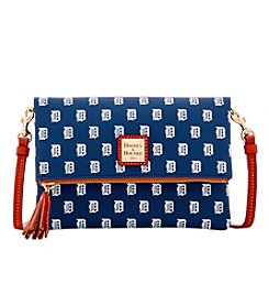 Dooney & Bourke MLB® Detroit Tigers Foldover Crossbody