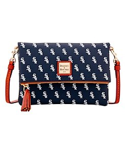 Dooney & Bourke MLB® Chicago White Sox Foldover Crossbody