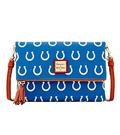 Dooney & Bourke NFL® Indianapolis Colts Foldover Crossbody