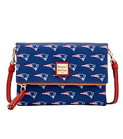 Dooney & Bourke NFL® New England Patriots Foldover Crossbody